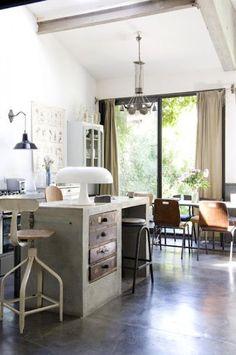Cocinas con isla | Decorar tu casa es facilisimo.com