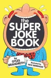 YUK YUK YUK KIDDIES!!!  Really funny jokes.  We have a lot of joke books in the library but this one is the best.