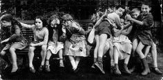 """Paris 1958 """"Saint Germain Des Pres"""" (Denis Stock)"""