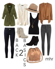 Falling 4 Fall by hartyourcloset on Polyvore featuring polyvore, fashion, style, American Eagle Outfitters, Hanro, MICHAEL Michael Kors, Cheap Monday, Sole Society, Madewell, Rebecca Minkoff, rag & bone, booties, bucketbags, fallessentials and back2thebasics
