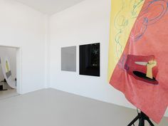 Catherine Biocca at Kunstverein Nürnberg
