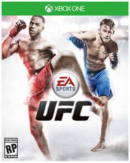 X Box One EA Sports UFC by Electronic Arts  Bonus Fight With Bruce Lee