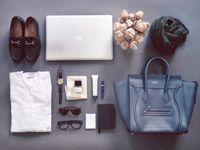 思わず見入ってしまう、センスあふれるクリエイターのバッグの中身 - キャリア女性に役立つサイト|cafeglobe