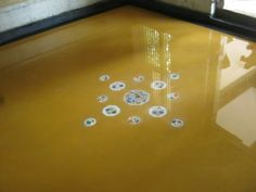 Oxide floor..a different shade