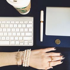 thecollegeprepster:  Good things come to those who work. Currently on that Friday grind.