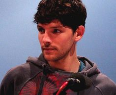 Good Omens // Colin Morgan Recording.