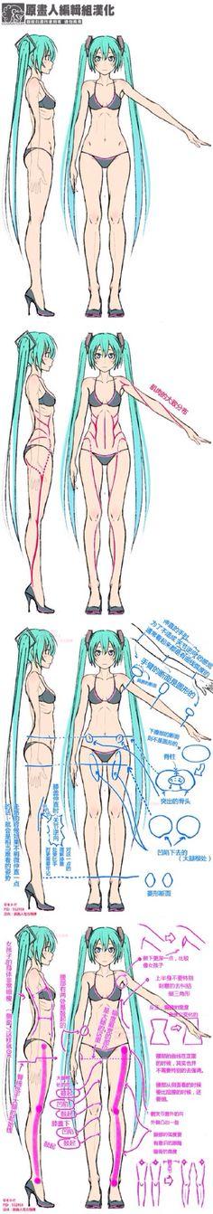 Manga body