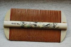Image result for antique oriental hair combs
