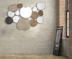 Decoratiune cu oglinda Quoxy Multicolor, 118 x cm Interior Design, Inspiration, Home Decor, Nest Design, Biblical Inspiration, Decoration Home, Home Interior Design, Room Decor