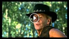 Crocodile Dundee III Funniest Scene!
