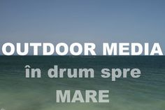 Publicitate outdoor pe drumul spre Mare Drums, Outdoor, Littoral Zone, Outdoors, Percussion, Drum, Outdoor Games, The Great Outdoors, Drum Kit