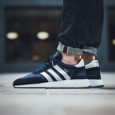 RELEASE ADIDAS Iniki Runner 'Collegiate Navy/Footwear White/Gum3' Wednesday, 1st March instore first @titoloshop Zurich & Berne ⬆️ link in bio.