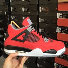 competitive price 6f74a 90db5 AIR JORDAN 4 RETRO