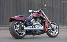 Harley davidson vrscf v rod muscle wallpaper motorcycle wallpapers