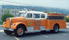 1961 International-Bruco pumper.....