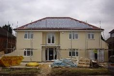 Roof Integrated Residential Solar PV System