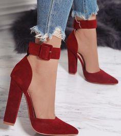 Fancy Shoes, Cute Shoes, Me Too Shoes, Hot High Heels, Womens High Heels, Heeled Boots, Shoe Boots, Shoes Flats Sandals, Fashion Heels