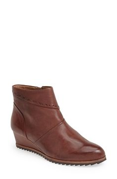 Biala 'Lindall' Leather Bootie (Women) | Nordstrom