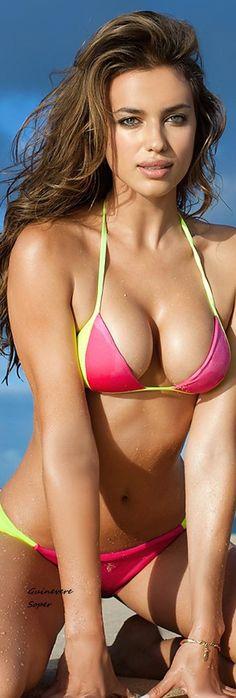 Irina Shayk for Sports Illustrated Swimsuit Edition 2015