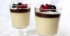 Ein perfektes Essen muss man mit einem leckeren Dessert abschließen.  Hier habe ich meinen selbstgemachten Baileys verwendet .  Wichtig war...