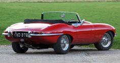 1966 E-Type Series 1 4.2 Roadster for sale // Eagle E-Types