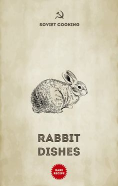 Rabbit dishes | Soviet Cooking | Almost forgotten recipes.