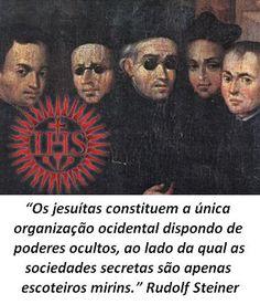 Maré Cinza: Os Jesuítas e a Nova Ordem Mundial