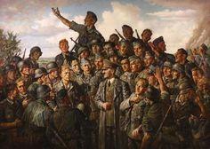 Hitler an der Front Author: Emil Scheibe