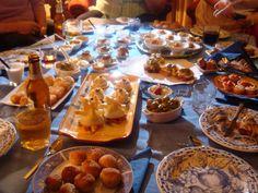 Cena Degustación de Pintxos