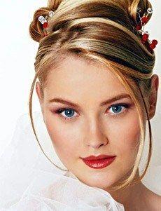 maquillage mariage - Pomme d'amour d'elsa gary : Blog - aufeminin. Accessoires pour réussir votre mariage sur http://yesidomariage.com