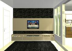 Paula Pereira   Arquitetura e Interiores   Conforto em Ambientes: Sala