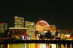 都内横浜宿泊部屋とバーからの夜景が綺麗なホテル5選