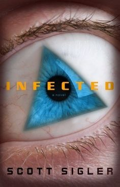 Infected by Scott Sigler. Sometimes stories in novels just freak you out because it's possible they can happen in real life. Infected is one of those. A virus causes people to go violently mad, there are two stories within this one. Recommended. Check out the author's site @ http://scottsigler.com/