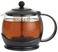 Bonjour - Prosperity Tea Pot - Black