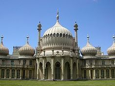 Royal Pavilion - Brighton, East Sussex, England