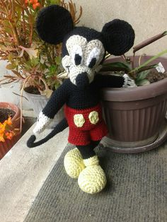 Micky Mouse by:me