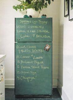 Vernice Lavagna, Lavagne Vintage, effetto Lavagna…i love! – Architettura e design a Roma