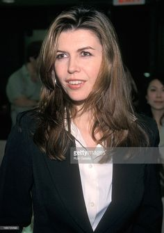 Actress Finola Hughes attends the Ghost Boutique Grand Opening Celebration on May 4, 2000 at Ghost, 28 Bond Street in New York City.