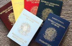 Países que não precisam de visto