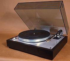 Platine tourne-disques — Wikipédia