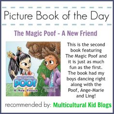 Celebrating Multicultural Children's Books: The Magic Poof