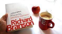 Recenzie: Afacerile, pentru oameni – Richard Branson   IntoarcePagina.ro Richard Branson, Tableware, Dinnerware, Tablewares, Dishes, Place Settings