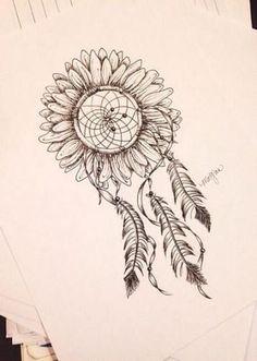 Tattoo sunflower side tat New ideas - Diy Tattoos Tribal Arm Tattoos, Head Tattoos, Feather Tattoos, Small Arrow Tattoos, Arabic Tattoos, Dragon Tattoos, Celtic Tattoos, Sunflower Tattoo Small, Sunflower Tattoos