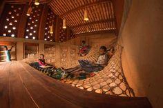 The library of Muyinga – BC architects