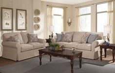 Parkville Transitional Sofa
