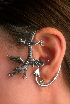 Ear Cuff Modası