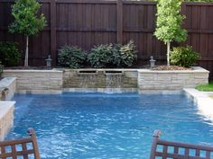 Image detail for -Water Features in Highland Park, Texas: Hobert Pools & Spas