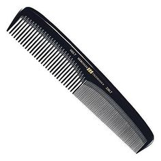 They have been producing highest quality professional brushes for over 150 years. When you buy Hercules Sägemann you buy the best in the world the best in class brushes. This classic ladies comb is perfect for hairgrooming, styling and straightening.