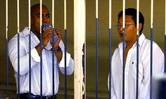 Bali Nine inmates Myuran Sukumaran and Andrew Chan will be killed by firing squad after Indonesia's new president Joko Widodo ruled out issuing pardons for any drug convicts on death row. Sports Scores, New President, Joko, Prison, Squad, Bali, Presidents, Death, Australia