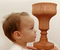 Profiles In Wood Vase